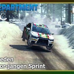 Dirt Rally - RDRC 08 - Rally Sweden - SS15 Stor-jangen Sprint Reverse