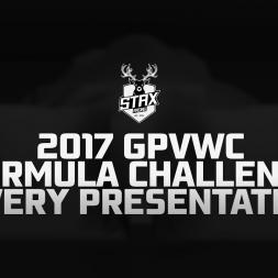 2017 GPVWC Formula Challenge Livery Presentation