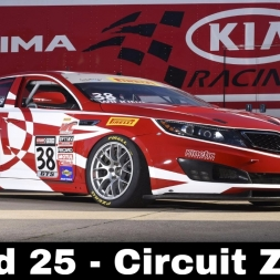 iRacing BSR Kia Cup Round 25 - Circuit Zolder