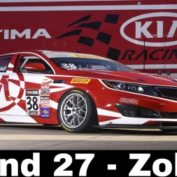 iRacing BSR Kia Cup Round 27 - Circuit Zolder