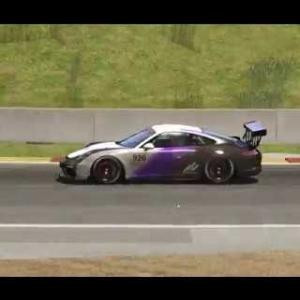 Assetto Corsa Porsche 911 GT3 Cup Road America