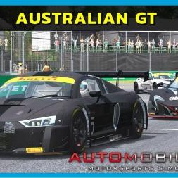 Automobilista - Audi R8 LMS GT3 at Adelaide (PT-BR)