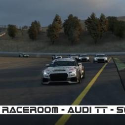 RaceRoom / Audi TT Cup Car / Sonoma / Multiplayer