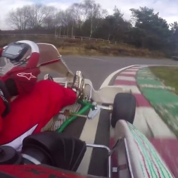 Testing The New Chassis! - Camberley Kart Club - Practice 4 (04/03/17)
