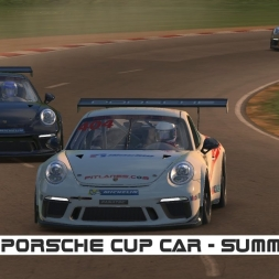 iRacing.com / Porsche Cup Car / Summit Point