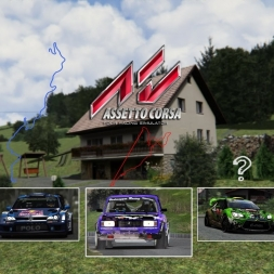 Assetto Corsa || We Love Rally!