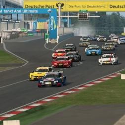 Raceroom DTM @Nürburgring with Racedepaartment