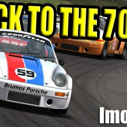 Multiplayer: Back to the seventies! (Porsche 911 RSR 3.0 @ Imola 1972)