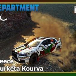 Dirt Rally - RDRC 08 - Rally Greece - SS01 Fourkéta Kourva