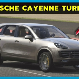 Assetto Corsa - Porsche Cayenne Turbo S at Silverstone (PT-BR)