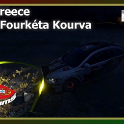 Dirt Rally - PTSims Rally Series 2017 - Rally Greece - SS01 Fourkéta Kourva