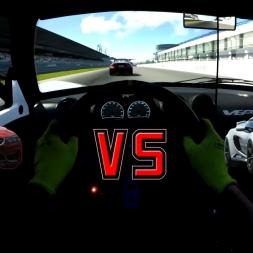 Lotus V6 CUP vs BMW M4 Akrapovic