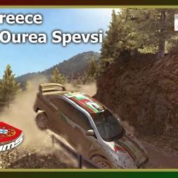 Dirt Rally - PTSims Rally Series 2017 - Rally Greece - SS07 Ourea Spevsi