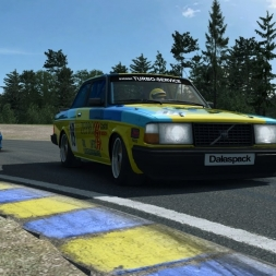 Raceroom | Touring Classics at Karlskoga Motorstadion [HD]