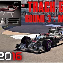 Round 6 - MONACO GP Track Guide + Hotlap - F1 2016