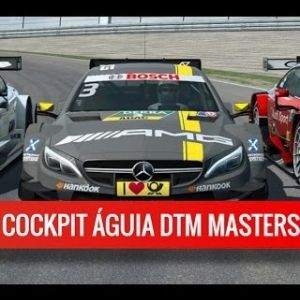 RaceRoomers DTM Masters Championship | Round 4 Monza