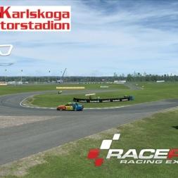 RaceRoom Racing Experience - Gelleråsen - Volvo 240 Turbo @Karlskoga Motorstadion