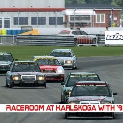 Raceroom | Karlskoga | '92 DTM