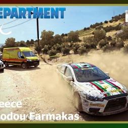 Dirt Rally - RDRC 08 - Rally Greece - SS03 Anodou Farmakas