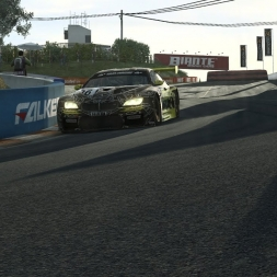 R3E BMW M6 GT3 Hotlap at Bathurst
