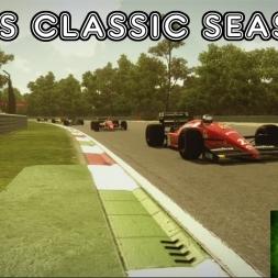 80's Classic Season - Race 9: Monza