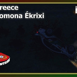 Dirt Rally - PTSims Rally Series 2017 - Rally Greece - SS13 Pomona Ékrixi
