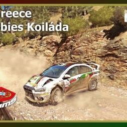 Dirt Rally - PTSims Rally Series 2017 - Rally Greece - SS18 Abies Koiláda