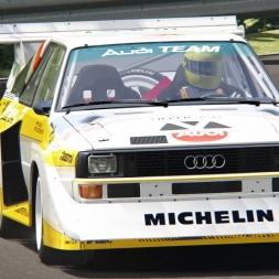 Assetto Corsa - Audi Quattro Sport S1 E2 @ Trento-Bondone