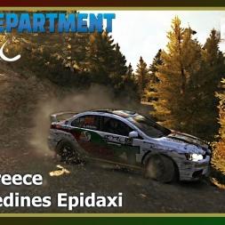 Dirt Rally - RDRC 08 - Rally Greece - SS05 Pedines Epidaxi