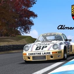 Hommage Porsche Almeras