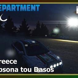Dirt Rally - RDRC 08 - Rally Greece - SS06 Ypsona tou Dasos