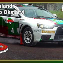 Dirt Rally - PTSims Rally Series 2017 - Rally Finland - SS01 Iso Oksjärvi