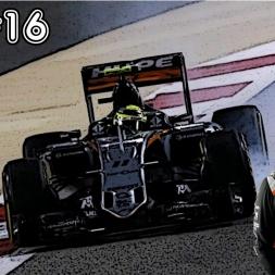 F1 2016 Career - S3R16: Japan - Nico Hit Me!