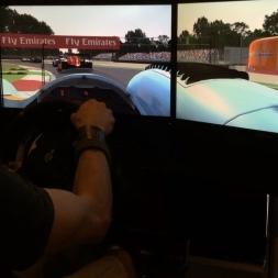 rFactor 2 - EnduRacers Endurance (p2) - @ Monza -