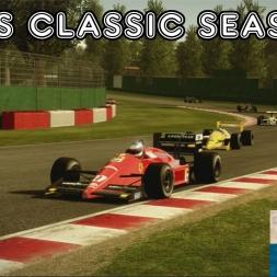 80's Classic Season - Race 10: Imola
