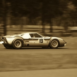 AC • United Ford GT40 and broken suspension | E
