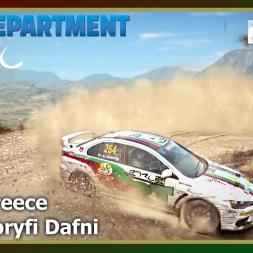 Dirt Rally - RDRC 08 - Rally Greece - SS08 Koryfi Dafni