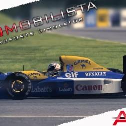Automobilista ASR Formula 1991 (Benetton, Minardi, Williams)