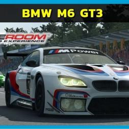 Raceroom - BMW M6 GT3 at Hockenheim (PT-BR)