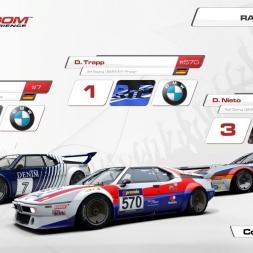 Raceroom Racing M1 Procar with Racedepartment