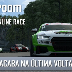 Raceroom ONLINE : Audi TT @ Monza