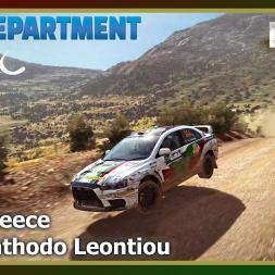 Dirt Rally - RDRC 08 - Rally Greece - SS09 Kathodo Leontiou
