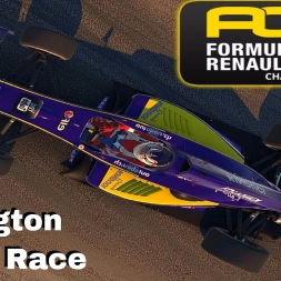 iRacing AOR Formula Renault Season 2 2017 - Round 2