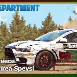 Dirt Rally - RDRC 08 - Rally Greece - SS10 Ourea Spevsi