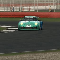 R3E RUF RT12R GTR3 at Silverstone Grand Prix - 1:59:093