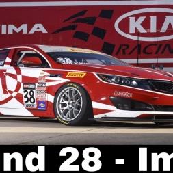 iRacing BSR Kia Cup Round 28 - Imola