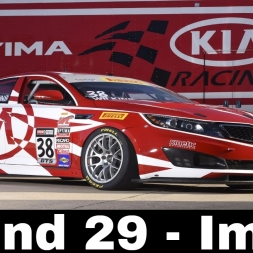 iRacing BSR Kia Cup Round 29 - Imola
