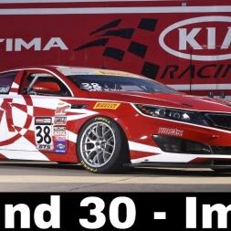 iRacing BSR Kia Cup Round 30 - Imola