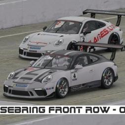 iRacing.com / Porsche GT3 Cup / Sebring Race 2