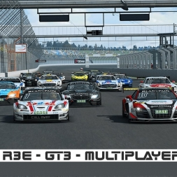 RaceRoom / GT3 / Online Multiplayer Race / Red Bull Ring